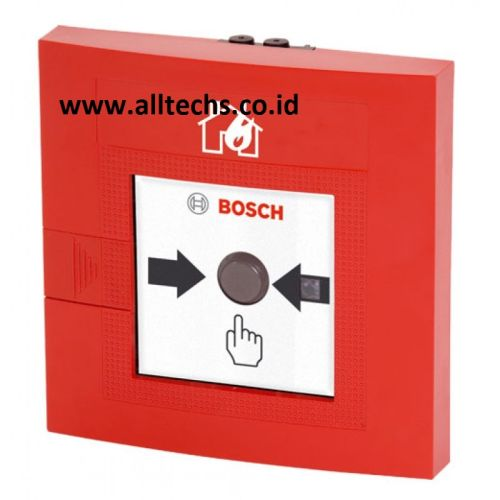 Bosch FMC-120-DKM-G-R MANUAL CALL POINT INDOOR, RED 1 f8
