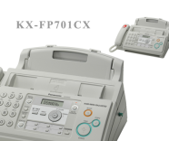 Panasonic KXFP701CX