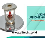Fire Sprinkler Upright 68 C Viking VK100